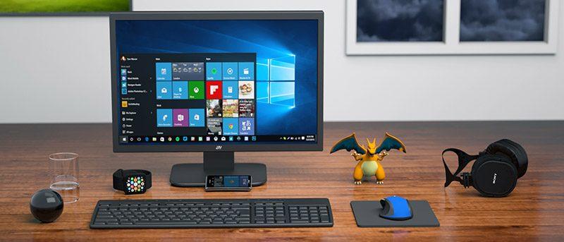 Photo d'un PC
