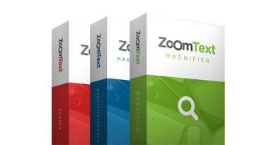 Mise à jour juillet 2020 pour ZoomText 2019