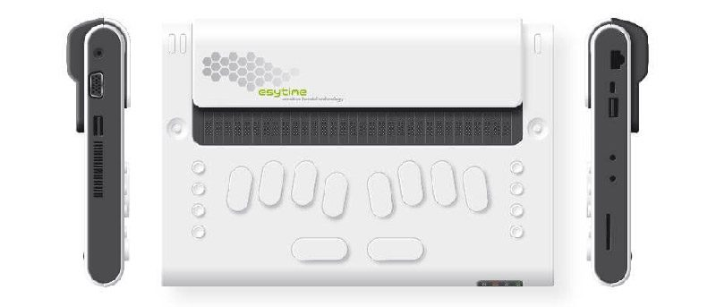 esytime pour plage braille esys