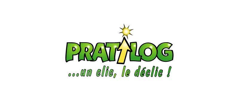 Logo du logiciel de gestion de cabinet de kinésithérapie Pratilog