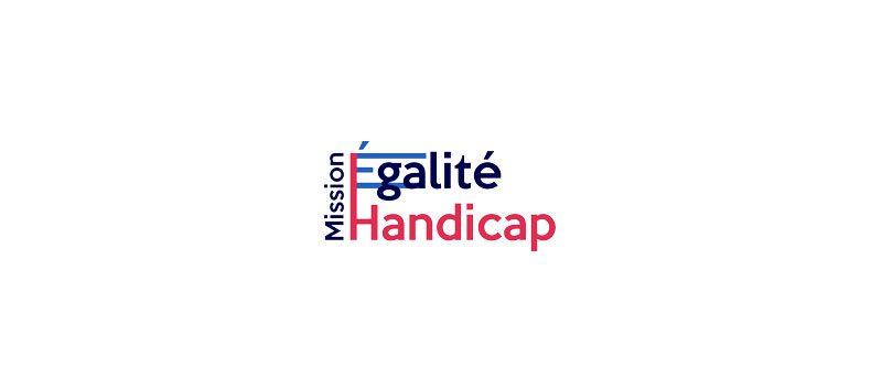 Logo Mission Égalité Handicap