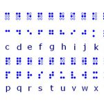 Comparatif des bloc-notes braille du catalogue CECIAA