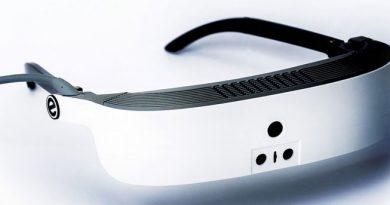 Photo des lunettes connectée à réalité augmentée eSight