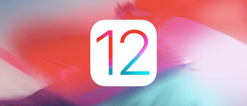 Logo iOS 12
