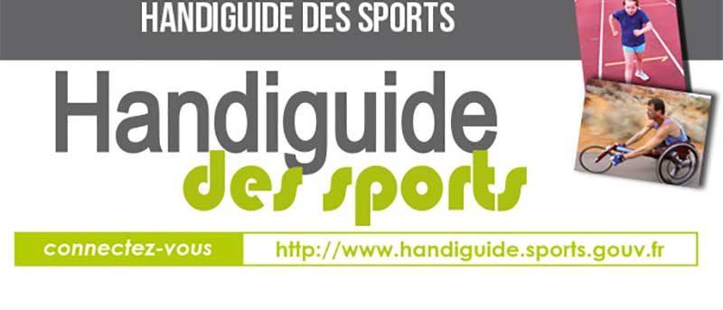 Bannière Handiguide des Sports
