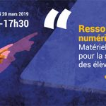 """Ceciaa participe au salon """"Ressources Numériques adaptées"""" organisé par l'INSHEA"""