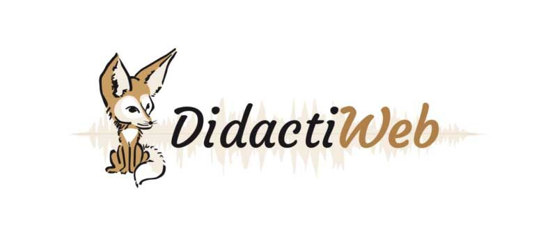 Logo des cours et MOOC pour aveugles Didactiweb