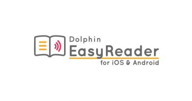 Logo de l'application pour iOS et Android EasyReader