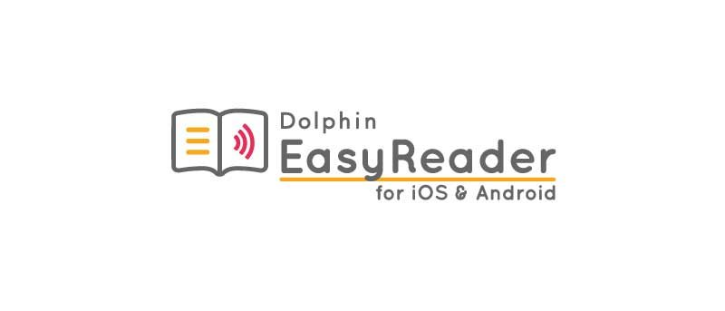 Logo de l'application pour iOS et Android EasyReader