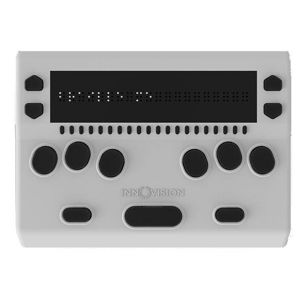 Photo du bloc-notes braille braille Me