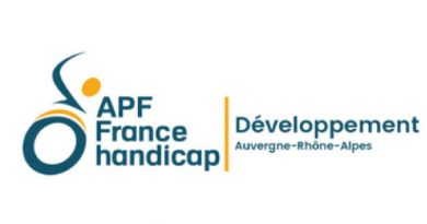 Logo APF Auvergne Rhône Alpes