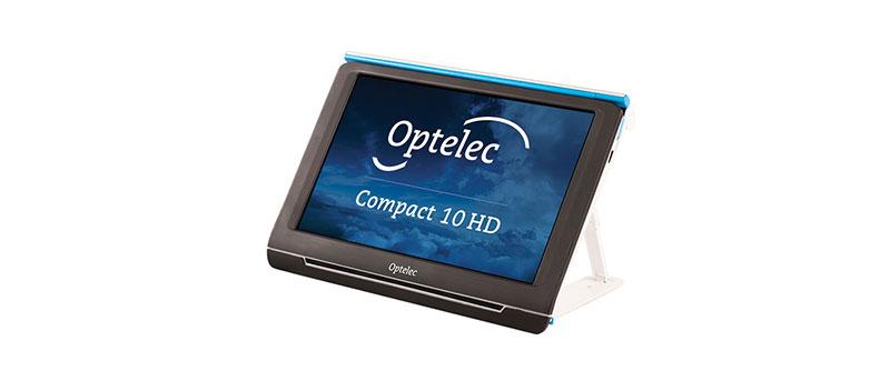 Loupe électronique parlante Compact 10 HD Speech