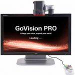 [Vidéo] Le télé-agrandisseur vocalisé GoVision PRO