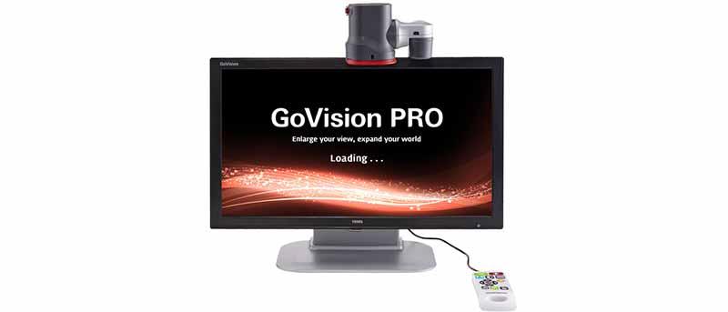 Téléagrandisseur GoVision Pro