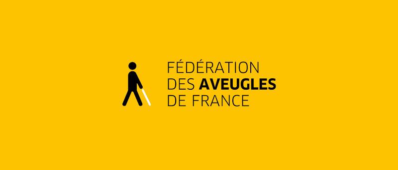 Logo de l'association Fédération des Aveugles et Amblyopes de France