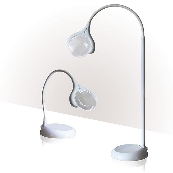 Lampe-loupe MAGnificent sur Pied ou de Table