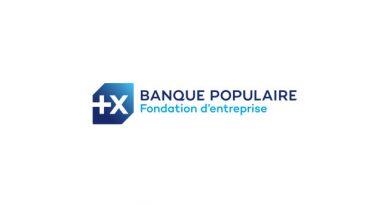 Logo Fondation Banque populaire