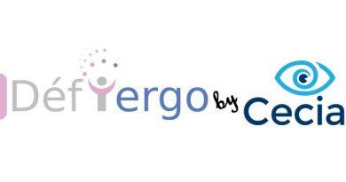 Logo Défi*ergo By Ceciaa