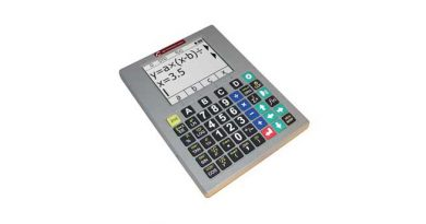 Calculatrice Graphique Parlante Accessible SciPlus 2300