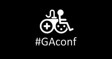Logo de la #GAconf 2021