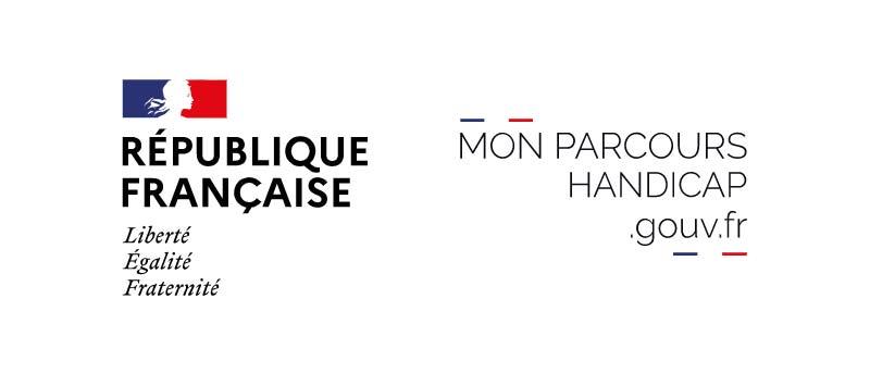 Logo monparcourshandicap.gouv.fr