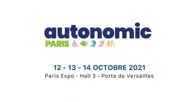 Ceciaa sur le salon Autonomic Paris du 12 au 14 octobre 2021