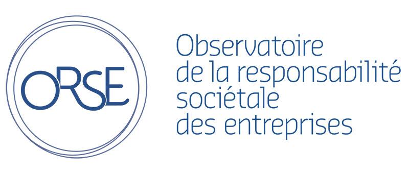 Logo Observatoire de la Responsabilité Sociétale des Entreprise (ORSE)